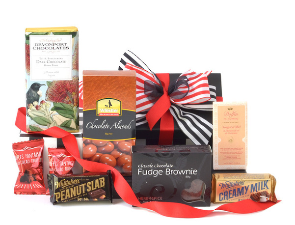 A Taste of Chocolate Gift Box image 1