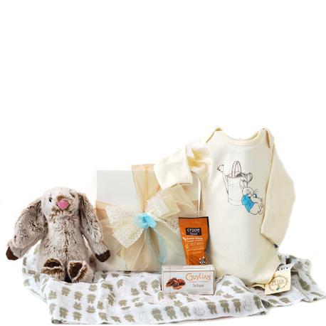 Bruno Bunny Baby Boy Gift image 0