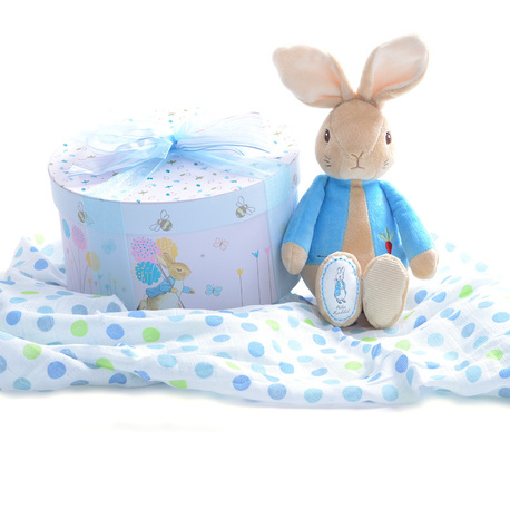My First Peter Rabbit Baby Gift image 0