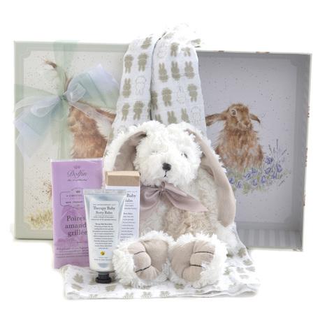 Renzo Rabbit Baby Gift image 2