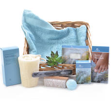 Bliss Foot Spa Gift Basket
