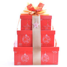 Christmas Gift Tower Deluxe