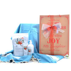 Christmas Joy Ladies Gift Bag