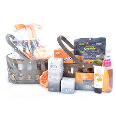Day Spa Gift Basket