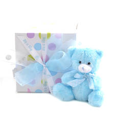 Hello Baby Boy Gift Box