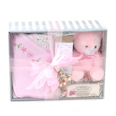 Pretty Pink Baby Gift