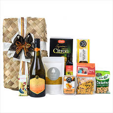 The Taste Collection Gift Basket