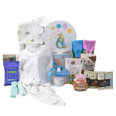 Welcome Baby Gift Tower