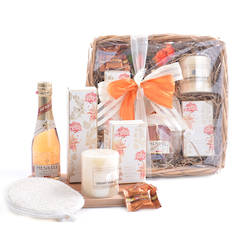 A Spot of Luxury Gift basket