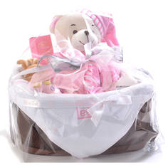 A Star is Born Baby Girl Gift Basket