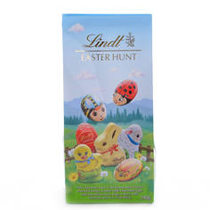 Easter Hunt with Lindt Chocolate