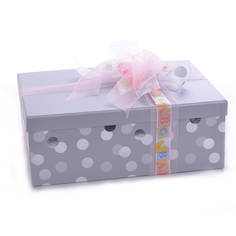 Sleepytime Baby Girl Gift Box