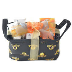 Day Spa Honey Bee Gift Basket