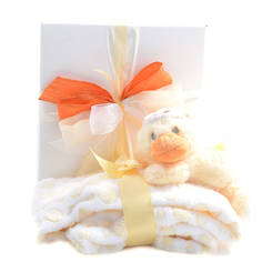 Ducky Dreams Baby Gift Box