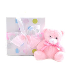 Hello Baby Girl Gift Box