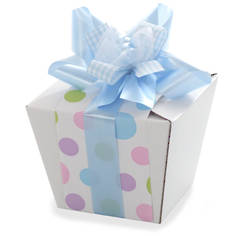 Hush Little Baby Boy Gift Box