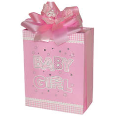 Little Wraps Baby Girl Gift