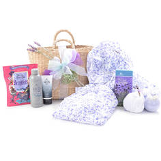 Love and Lavender Gift Basket.