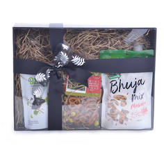 NZ Beer and Bar Snacks Gift Box
