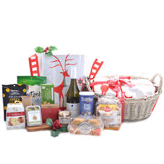 Rudolph's Choice Gift Basket