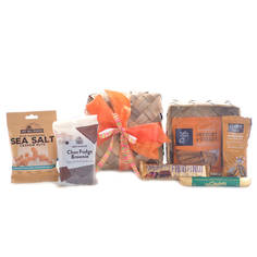 Snack Attack Treats Gift Basket