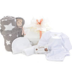 Snuggle Baby Gift Box - Monkey