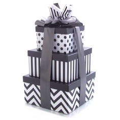 Gift baskets wellington gift boxes wellington hampers tower of treats negle Gallery